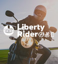 Liberty rider l'application dédiée aux motards