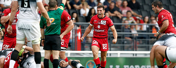 Top 14 Lou Rugby Matmut